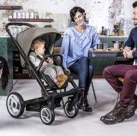 Mutsy i2 Kombi-Kinderwagen
