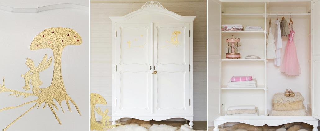 Kinderzimmerschränke Weiß Junge Mädchen Dannenfelser