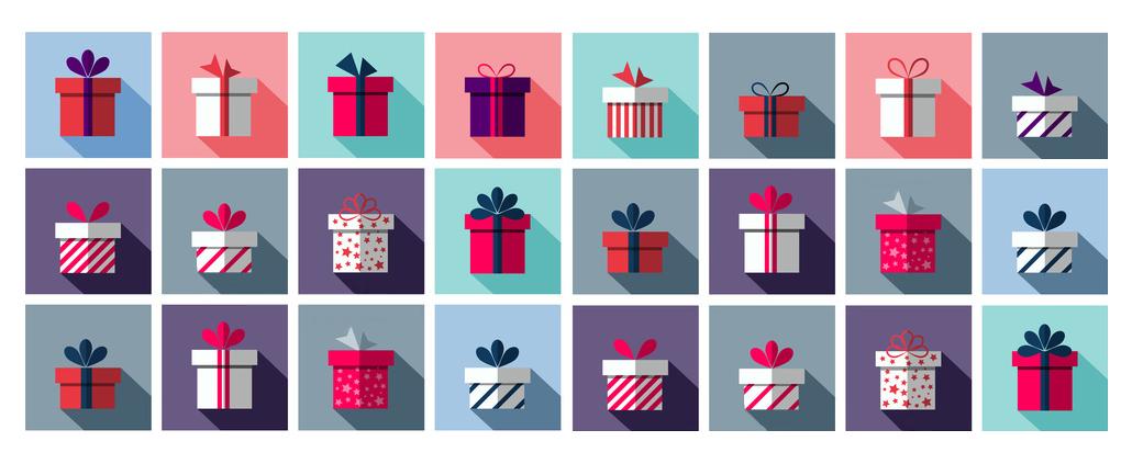 Kinder-Geschenke