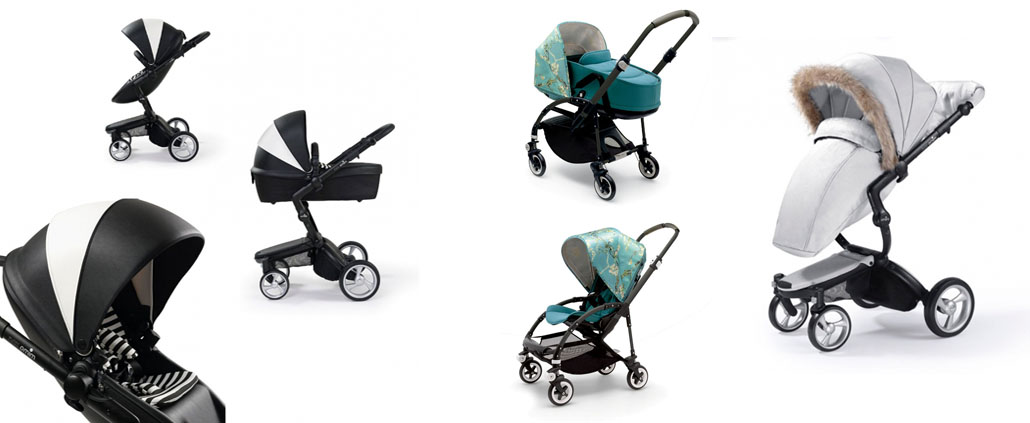 Kinderwagen Limited Editions