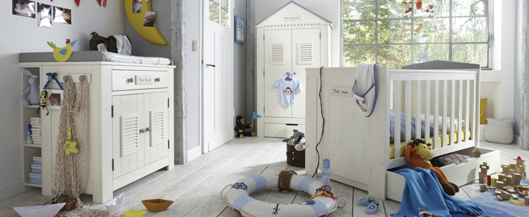 Martimes Kinderzimmer Maritime Kinderzimmergestaltung