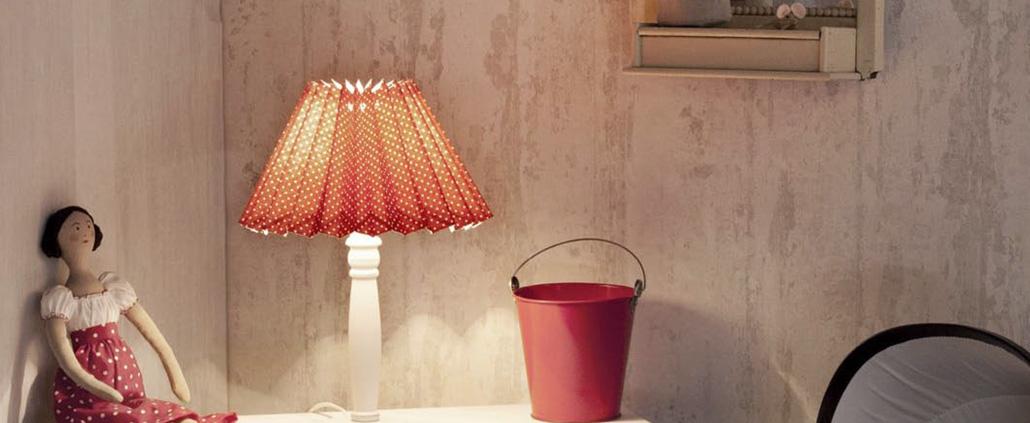 Kinder-Lampenschirme
