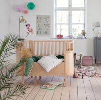 Das Sebra Bett, Baby & Jr., Wooden Edition