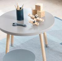Kindertisch / Spieltisch DOTS, rund