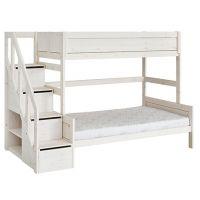Lifetime Etagenbett mit Treppenaufstieg 90/120x200cm