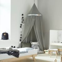 Betthimmel / Baldachin  Himmel Classy Grey