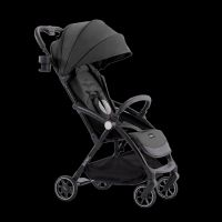 Leclerc Magic Fold Stroller PLUS inklusive Zubehör - Black