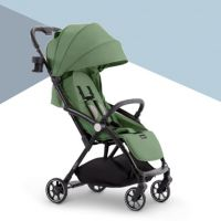 Leclerc Magic Fold Stroller PLUS inklusive Zubehör - Green