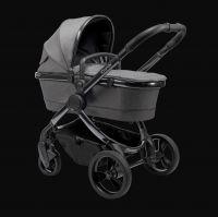 I Candy New Peach Kinderwagen Grey Twill