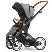 MUTSY Komplett-Kinderwagen EVO URBAN NOMAD 2018, ab der Geburt, Gestell Dark Grey