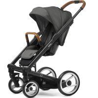 MUTSY Kombi-Kinderwagen i2 URBAN NOMAD 2018, ab der Geburt, Gestell Black