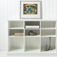 Oliver Furniture 3 Extra-Einlegeböden für Regal KIDS, weiß, 6 Fächer