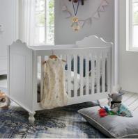 Kinderbett karolin weiß 70x140cm