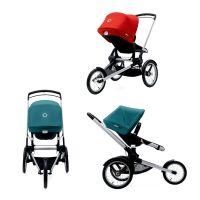 BUGABOO Jogging-Kinderwagen / Jogger RUNNER, komplett
