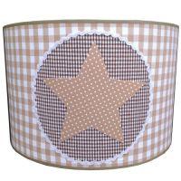 Lampenschirm STERNE, für Pendellampe, Durchmesser 35cm