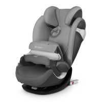 Cybex PALLAS M-FIX, ISOFIX, Manhattan Grey, Kinderautositz Gruppe 1/2/3