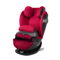PALLAS S-FIX von Cybex, ISOFIX, Rebel Red, Kinderautositz - Kollektion 2018