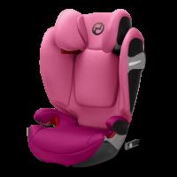 Cybex SOLUTION S-FIX, ISOFIX, Passion Pink, Kinderautositze Gruppe 2/3