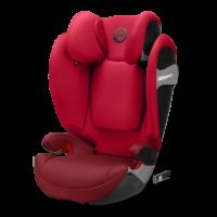 Cybex SOLUTION S-FIX, ISOFIX, Rebel Red, Kinderautositze Gruppe 2/3