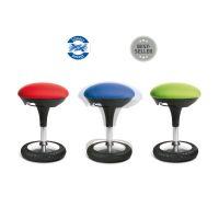 Fitnesshocker / Schreibtischstuhl KID-20, höhenverstellbar, ergonomisch