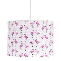 Kinderlampe / Kinderzimmerlampe FLAMINGO, rosa, ∅ 35cm