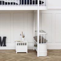 Oliver Furniture Sitzkissen / Kissen für Bank, WOOD COLLECTION Hochbett