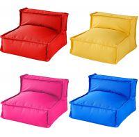 My Cushion Sitzkissen mit Rückenlehne, für innen und außen
