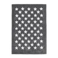 Kinderteppich / Teppich MULTI STAR, 120x170cm, grau-braun