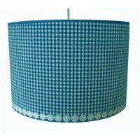 Lampenschirm BASIC, für Pendellampe, aqua, Durchmesser 35cm