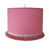 Lampenschirm BASIC, für Pendellampe, pink, Durchmesser 35cm