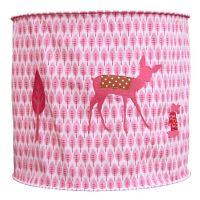 Lampenschirm ROSA REH soft, für Hängeleuchten, rosa, 35cm
