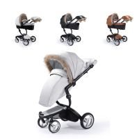 MIMA WINTEROUTFIT / WINTER PACK für Kinderwagen XARI