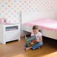 Nachttisch / Nachtschrank SOPHIE mit Schublade