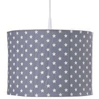 Kinderzimmerlampe / Hängelampe LITTLE STAR GRIJS, Durchmesser 35cm