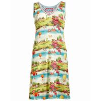 PIP Studio HOMEWEAR Nachthemd DOTTY ROYAL PIPLAND, bunt
