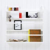 Oliver Furniture Wandregal, 76x12x76cm