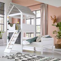 """Lifetime Bett """"Play Tower"""" mit Rollboden weiß"""