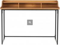 Schreibtisch Riff metall/Holz 120x60cm
