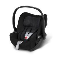 Cybex CLOUD Q PLUS, Stardust Black, Kinderautositze Gruppe 0+