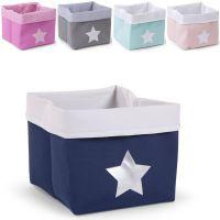 Stoffbox / Aufbewahrungsbox STAR, 32x32x29cm