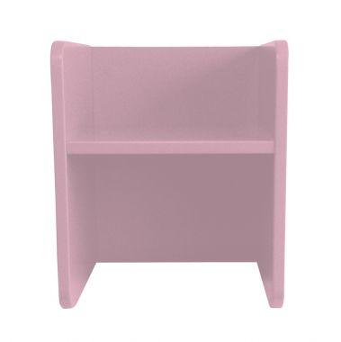 MANIS-H Multifunktions Kinderstuhl und Tisch, rose