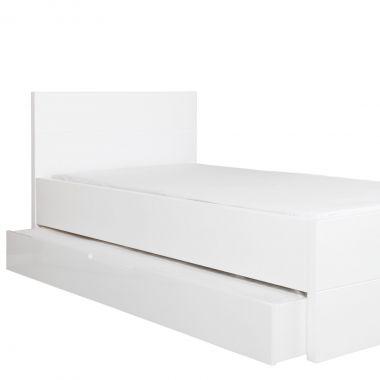 Bopita Bettschublade CAMILLE, weiß, 90x195cm