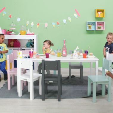 Bopita Kinderstuhl MIX & MATCH, viele bunte Farben