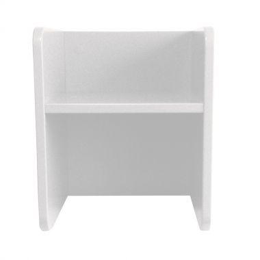 MANIS-H Multifunktions Kinderstuhl und Tisch, weiß