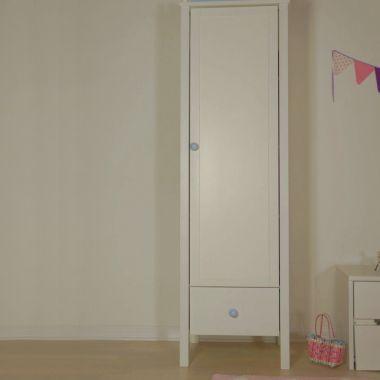 bio kinderm bel organic kleiderschrank 1 t rig. Black Bedroom Furniture Sets. Home Design Ideas