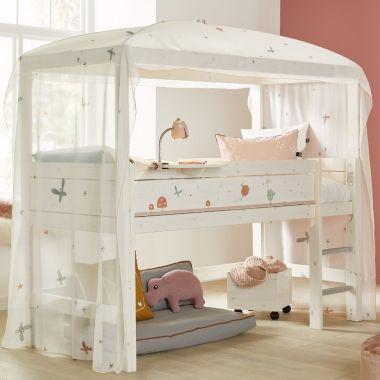 LIFETIME Dekorblende/ Rausfallschutz für Betten Fairy Dust