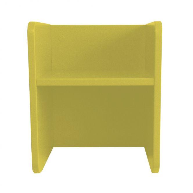MANIS-H Multifunktions Kinderstuhl und Tisch, gelb