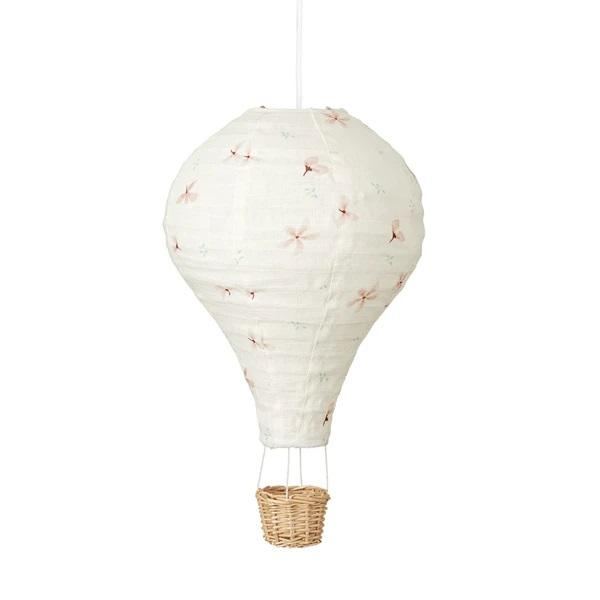 Cam Cam Heißluftballonlampe Windflower Creme