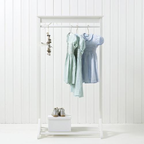 Oliver Furniture Garderobe Kleiderständer, weiß