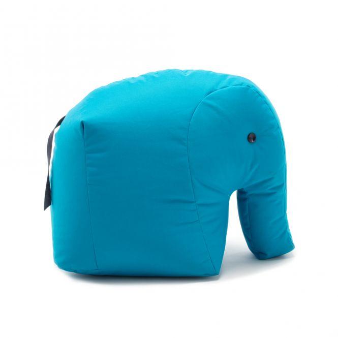 Sitting Bull Sitzsack HAPPY ZOO Elefant CARL hellblau